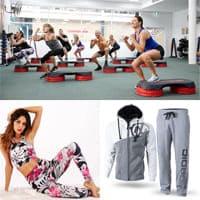 Советы по выбору одежды для упражнений.